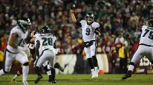 Why Nick Foles Has Eagles Flying Once Again [Video]