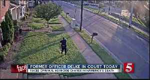 Nashville police shooting: Officer charged with homicide to face judge Friday [Video]