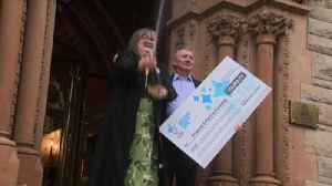 115m EuroMillions lottery winners revealed [Video]