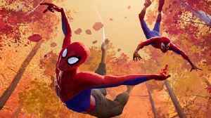 'Spider-Man: Into the Spider-Verse' Designer Says Peter Parker Is Like Mr. Miyagi [Video]