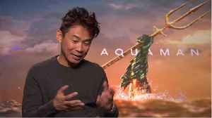 What Was The Biggest Challenge For 'Aquaman's Visual Effects Team? [Video]