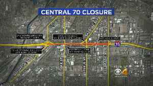 Full Closure Of I-70 Scheduled For Friday Night [Video]