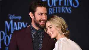 Emily Blunt Teases A Quiet Place Sequel In The Works [Video]
