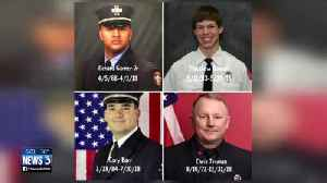 Dane County First responders reflect on colleague deaths in 2018 [Video]