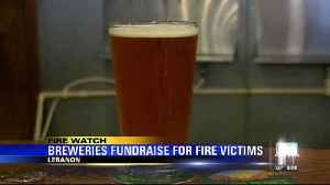 Local breweries help Camp Fire victims one pint at a time [Video]