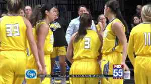 Lady Jackrabbits Cruise Past Purdue Fort Wayne [Video]