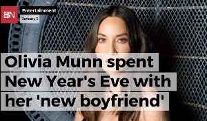 Olivia Munn Is Getting Cozy With New Boyfriend [Video]