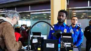 Government Shutdown Will Cause Longer Airport Security Lines [Video]