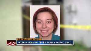 Wife missing after husband admits to killing 3 of her family members in Tarpon Springs home [Video]