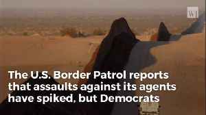 U.S Border Patrol Reports 300% Increase Of Border Violence, Illegal Immigrants Assaulting Agents [Video]