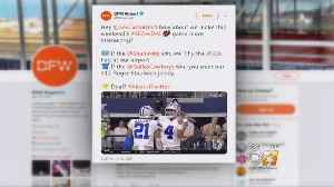 DFW, Seattle Airports Put Friendly Wager On Cowboys-Seahawks Playoff Game [Video]