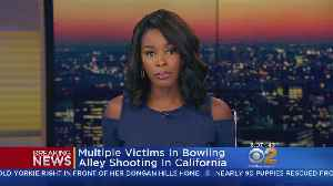 At Least 3 Dead, 4 Injured In Bowling Alley Shooting [Video]