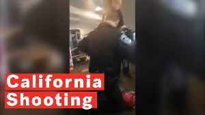 Disturbing Footage Shows Aftermath Of Fatal California Bowling Alley Shooting [Video]
