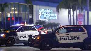 News video: Three Killed, Four Wounded In California Bowling Alley Shooting