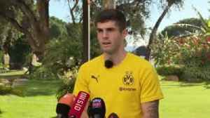 Pulisic excited by Chelsea move [Video]