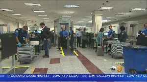Hundreds Of TSA Screeners Working Without Pay Call Out Sick At Major Airports [Video]