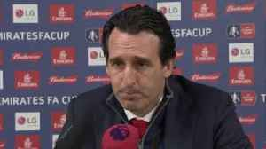 Emery: Arsenal working on new signings [Video]