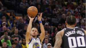 The Warriors And Kings Break The 3-Point Record [Video]