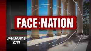 Open: This is Face the Nation, January 6 [Video]