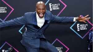 Terry Crews Says What He Learned From Simon Cowell [Video]