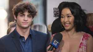 Lana Condor Says Success 'Hasn't Changed' Co-Star Noah Centineo [Video]
