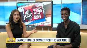 World largest ballet competition prances into Tampa [Video]