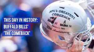 Reliving The Famous Buffalo Bills Comeback Of 93 [Video]