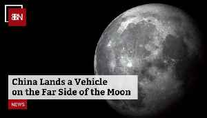 China Has Landed On The Moon [Video]