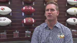 Dallas Business Man Will Make Cowboys Game Balls If They Pull Of Win Against Seahawks [Video]