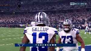NFL Playoffs Seahawks at Cowboys [Video]