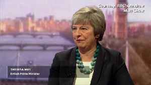 News video: PM May says if Brexit deal is rejected, UK will be in uncharted territory