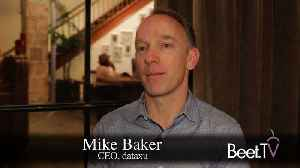 Biggest Agencies Will Join Direct-To-Consumer Brands In Advanced TV: dataxu's Baker [Video]