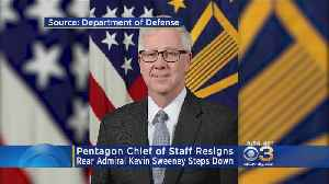 Pentagon Chief Of Staff Kevin Sweeney Resigns [Video]