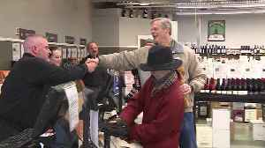 Gov. Baker helping Merrimack Valley businesses in recovery effort [Video]