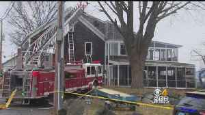 Salisbury Home Damaged By Fire Saturday Afternoon [Video]