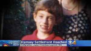 Settlement Reached Between CBS And Burke Ramsey [Video]