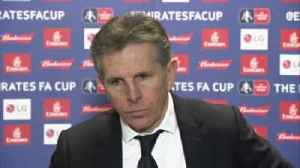 Puel frustrated by Cup defeat [Video]