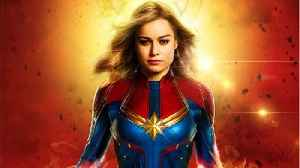 'Art Of Captain Marvel' Cover Reveals Main Characters [Video]