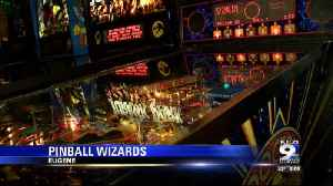 Oregon Pinball Championship in Eugene for First Time [Video]