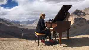 World's Highest Classical Music Concert Played In Himalayas [Video]