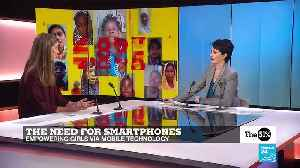 The need for smartphones: Empowering girls via mobile technology [Video]
