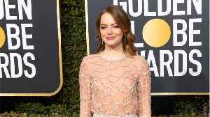 Emma Stone Yelled 'I'm Sorry' After Golden Globes Whitewash Joke And We Are Here For It [Video]