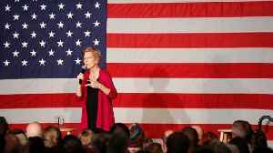 Elizabeth Warren visits Iowa, promises to fight for middle class [Video]