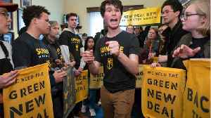 Young Activists Are Fighting For Green New Deal [Video]