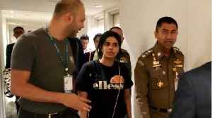 Saudi Woman Barricaded In Hotel In Thailand Says Family Wants To Kill Her [Video]