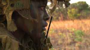 All-female squad protecting rhinos and elephants from poachers [Video]