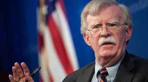 News video: Bolton states conditions for Syria withdrawal, contradicting President Trump