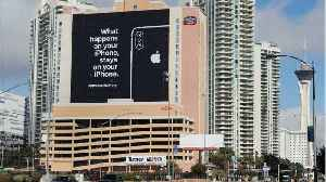 Apple Is Looming Over The Competition In Las Vegas [Video]