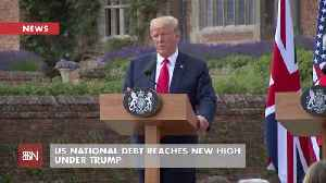 The National Debt Reaches A New High [Video]