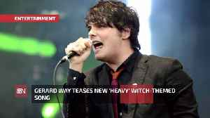 Former My Chemical Romance Frontman Teases New Wild Song [Video]